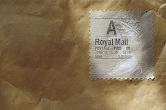 UK Stamp Royalty Free Stock Image