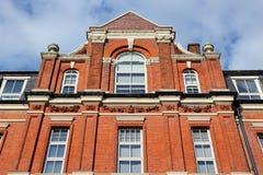 UK szpital obraz royalty free