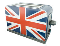 UK toaster Royalty Free Stock Photography