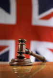 UK- wet Stock Afbeeldingen