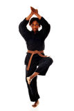 UKarate Queen Royalty Free Stock Photography