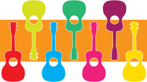 Uke Graphic Stock Images