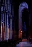 Łuki w Notre Damae Zdjęcia Royalty Free