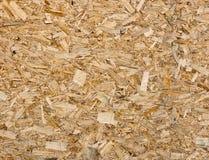 Ukierunkowywająca pasemko deski tekstura (OSB) Fotografia Stock
