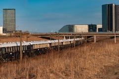 Ukierunkowywającego ekspresowy w Dani zdjęcie stock