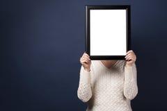 Uknown woman Stock Photos