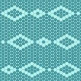 Ukośnika beadwork ornament Obrazy Stock