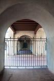 Łukowaty korytarz Obraz Royalty Free