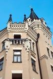 ukr короля richard s kiev замока Стоковая Фотография