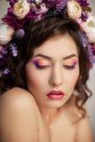 Ukraińska piękna dziewczyna zdjęcie royalty free