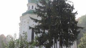 Ukraiński kościół w świetle dziennym zbiory