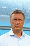 Ukraiński Najważniejszy liga: Dynamo Kyiv vs Chornomorets obraz stock
