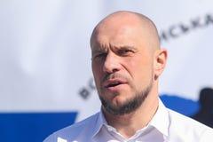 Ukraiński polityk Ilya Kiva obraz royalty free
