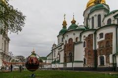 Ukraiński festiwal Wielkanocny jajek 17.04.2014, 05.05.2014 - Kyiv, Zdjęcie Stock