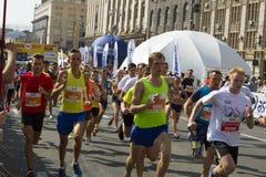Ukraina Kiev, Intersport Ukraina 10 09 2017 Royaltyfria Foton