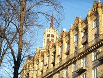 Ukraina, Kijowska architektura Zdjęcia Stock