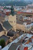 Ukraina Lviv Zdjęcie Royalty Free