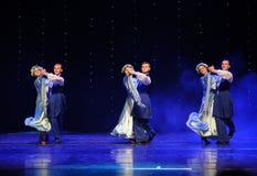 Ukraina sala balowej Ukraina egzota Austria światowy taniec Fotografia Royalty Free