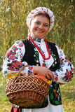 Ukrainare royaltyfri bild