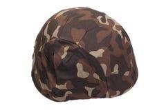 Ukraine army kevlar helmet Stock Image