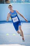 Ukraine athlete stock photos