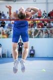 Ukraine athlete stock photography