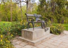 UKRAINE, BELAYA TSERKOV: Monument Royalty Free Stock Photo