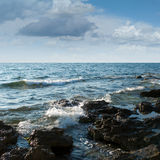 Ukraine, Black Sea Royalty Free Stock Photos