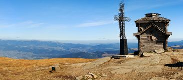 Ukraine Carpathian mountains royalty free stock photos