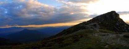 Ukraine - Carpathian Mountains Stock Images