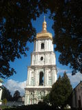 Ukraine  Church.  The Sophia Cathedral. Royalty Free Stock Photography
