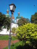 Ukraine  Church.  The Sophia Cathedral. Stock Image