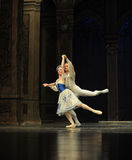 Ukraine envoy- The second act second field candy Kingdom -The Ballet  Nutcracker Stock Images