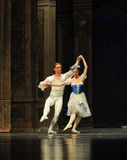 Ukraine envoy- The second act second field candy Kingdom -The Ballet  Nutcracker Stock Photography