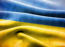 Ukraine flag Stock Photos