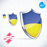 Ukraine Flag Royalty Free Stock Images