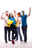 Ukraine, Germany, Poland, Northern Ireland royalty free stock photography