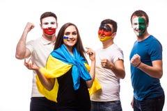 Ukraine, Germany, Poland, Northern Ireland stock photo