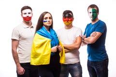 Ukraine, Germany, Poland, Northern Ireland royalty free stock images