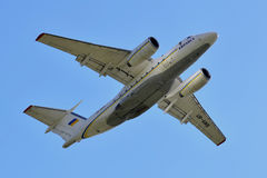 Ukraine Government Antonov An-74 Royalty Free Stock Image