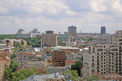 Ukraine. Kiev. City veiw Royalty Free Stock Images