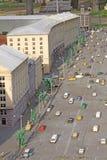 Ukraine. Kiev. Museum of Miniatures. Khreschatyk Stock Images