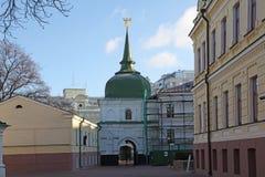 Ukraine. Kiev.Ukraine. Saint Sophias Cathedral. Stock Photo