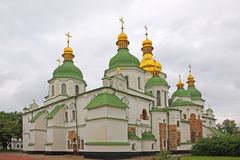 Ukraine. Kiev.Ukraine. Saint Sophias Cathedral. Stock Image