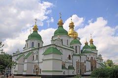 Ukraine. Kiev.Ukraine. Saint Sophias Cathedral. Saint Sophia Cathedral in Kiev is an outstanding architectural monument of Kievan Rus. The cathedral is one of Stock Photography