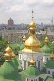 Ukraine. Kiev.Ukraine. Saint Sophias Cathedral. Stock Images