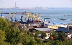 Ukraine.  Mariupol Royalty Free Stock Image