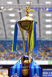 Ukraine National Football Trophy (Cup) Stock Photography