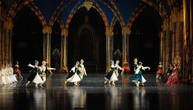 Ukraine national song and dance-ballet Swan Lake Stock Photos