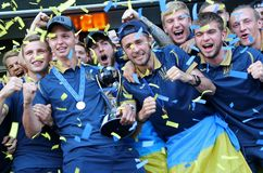 Ukraine National Team, the winner of FIFA U-20 World Cup 2019